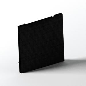 Светодиодный экран для помещения, kingaurora, 7,8*10,4 Р.мм, C, 5000Кд, 1920Гц, 600Вт, IP44, 500X166.7мм, фронтальный