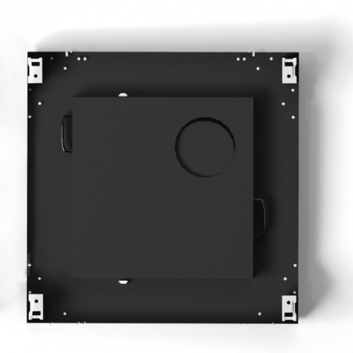 Светодиодный экран для помещения, CLT, 4 Р.мм, L, 1700Кд, 1920Гц, 310Вт, IP33, 288x288мм, высокочастотный