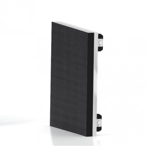 Светодиодный экран для улицы, Ledman, 6,66 Р.мм, N, 5500Кд, 1200Гц, 750Вт, IP44, 320 x 320мм, фронтальный