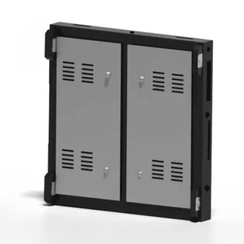 Светодиодный экран для улицы, GLUX, 7,81 Р.мм, EXsn, 6000Кд, 1200Гц, 800Вт, IP65, 125x125мм, высокочастотный