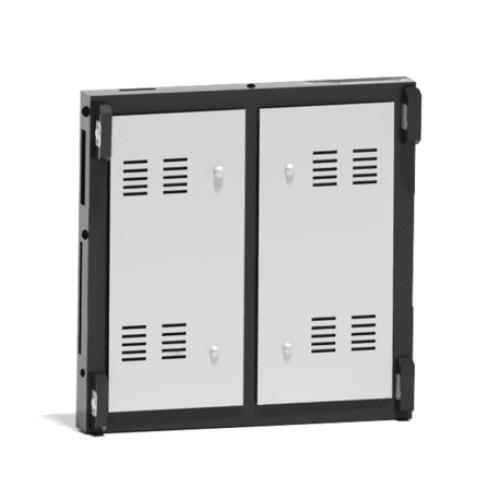Светодиодный экран для улицы, Leyard, 3,8 Р.мм, CLO, 6000Кд, 1200Гц, 210Вт, IP65, 250 x 125мм, энергосберегающий