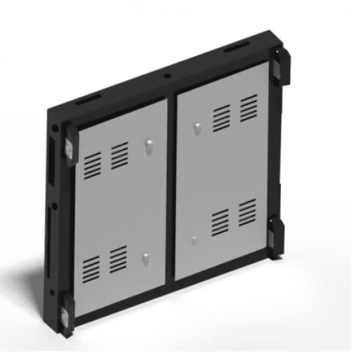Светодиодный экран для улицы, Leyard, 2,9 Р.мм, VRO, 5500Кд, 1200Гц, 300Вт, IP44, 250 x 250мм, фронтальный