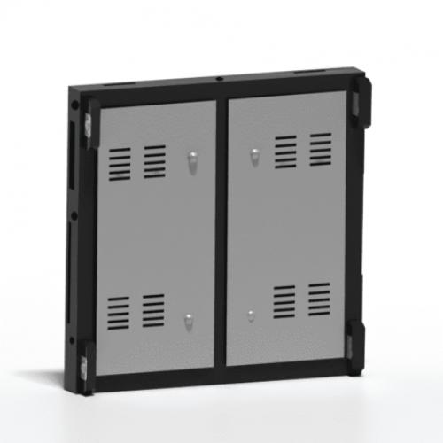 Светодиодный экран для улицы, kingaurora, 10,41 Р.мм, F, 9000Кд, 1200Гц, 800Вт, IP44, 250X250X43мм, фронтальный