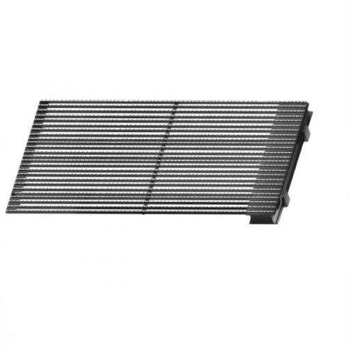 Светодиодный экран для медиафасада, GLUX, 10,42 Р.мм, MOth, 1000Кд, 1200Гц, 300Вт, IP65, 500 x 125мм