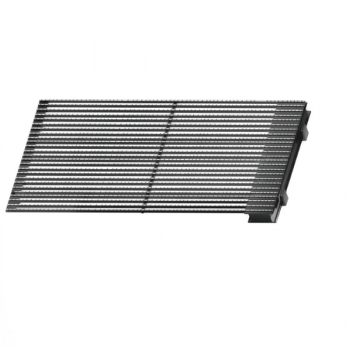 Светодиодный экран для медиафасада, GLUX, 6,25 Р.мм, CYsn, 1200Кд, 1200Гц, 105Вт, IP65, 125x125мм, энергосберегающий