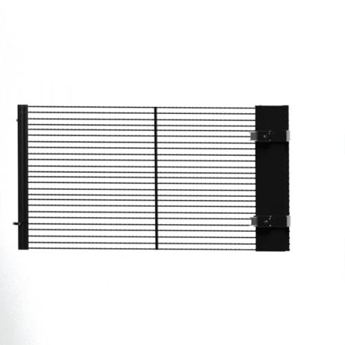 Светодиодный экран для медиафасада, kingaurora, 3,9 Р.мм, R, 1000Кд, 1200Гц, 210Вт, IP65, 250X250мм, энергосберегающий